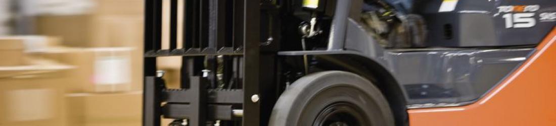Votre concessionnaire TOYOTA BT Chariots et Tracteurs