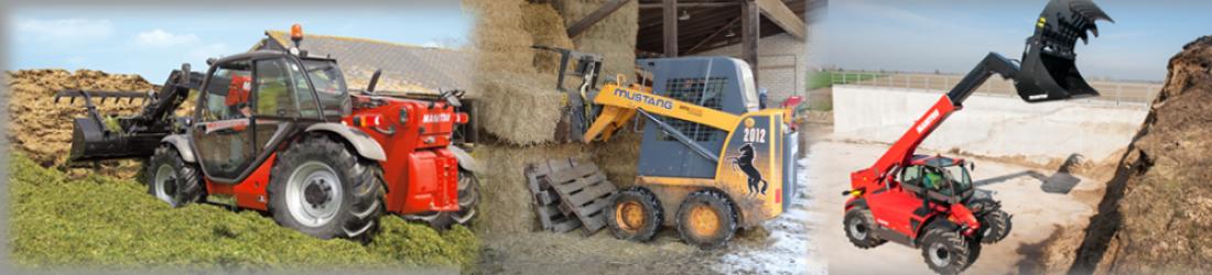 Votre concessionnaire MANITOU AGRICULTURE et ENVIRONNEMENT